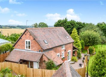 Thumbnail 2 bed barn conversion for sale in Tutnall Close, Bromsgrove