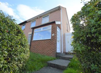 Thumbnail 2 bed semi-detached house for sale in Garth Crescent, Winlaton, Blaydon-On-Tyne