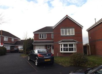Thumbnail 4 bed detached house for sale in Cholmley Drive, Newton Le Willows, Merseyside, .