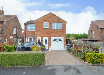 Thumbnail 4 bed detached house for sale in Hind Avenue, Breaston, Derby