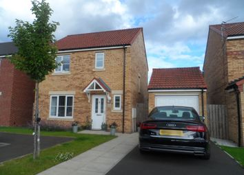 Thumbnail 3 bed detached house to rent in Howdon Green, Wallsend