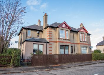 Thumbnail 2 bed flat for sale in George Street, Grangemouth