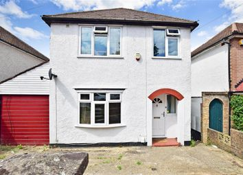 Thumbnail 3 bed detached house for sale in Campbell Road, Caterham, Surrey