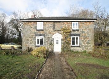 Thumbnail 3 bed detached house to rent in Trelydan, Welshpool