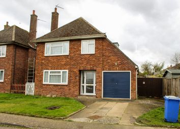 Thumbnail 3 bedroom detached house to rent in Walpole Road, Halesworth
