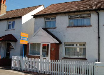 Thumbnail 3 bed semi-detached house for sale in Green Wrythe Lane, Carshalton
