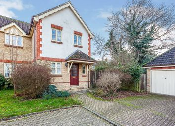 Thumbnail 2 bed semi-detached house for sale in Highdown Way, Horsham