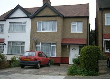 Thumbnail 1 bed flat to rent in Downhurst Avenue, Mill Hill