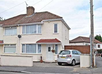 Thumbnail 3 bed semi-detached house for sale in Station Avenue, Fishponds, Bristol