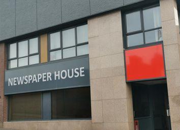Thumbnail Studio to rent in Newspaper House, High Street, Blackburn