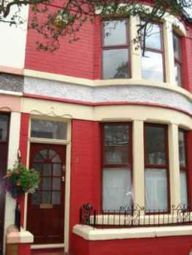 Thumbnail 3 bedroom terraced house to rent in Rathbone Road, Liverpool