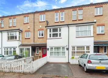 Thumbnail 5 bed terraced house to rent in Keats Close, London