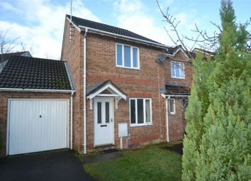 Thumbnail 2 bed semi-detached house to rent in The Pollards, Barnstaple