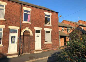 Thumbnail 3 bed end terrace house for sale in Greenhill Lane, Riddings, Alfreton