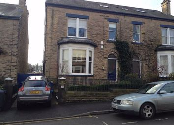 1 bed flat to rent in Endcliffe Rise Road, Sheffield S11
