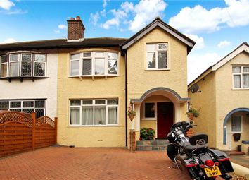 Thumbnail 3 bed semi-detached house for sale in Station Approach, South Orpington, Kent