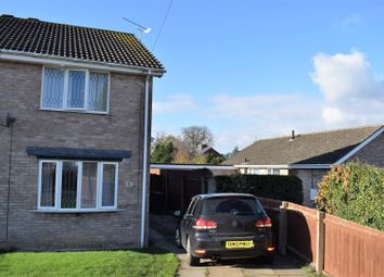 Thumbnail 2 bed semi-detached house for sale in York Road, Brigg