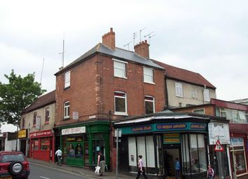 Thumbnail 1 bed flat to rent in Flat 1, Macklin Street, Derby