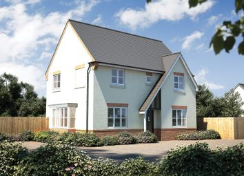"Thumbnail 4 bedroom detached house for sale in ""The Rainham"" at Ashburton Road, Totnes"
