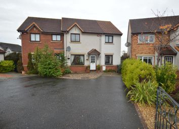 Thumbnail 3 bed semi-detached house for sale in The Murrays, Liberton, Edinburgh