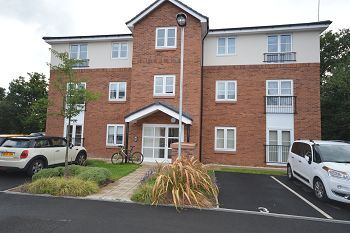 Thumbnail 1 bed flat to rent in Arrowhead Close, Stapeley, Nantwich
