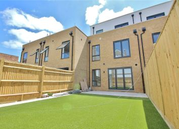 Thumbnail 4 bed terraced house for sale in Rectory Gardens, Broadwater, Worthing, West Sussex