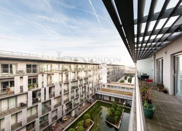 Thumbnail 2 bed flat to rent in Royal Carriage Mews, London