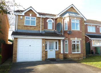 Thumbnail 4 bed detached house to rent in Haigh Court, Grimsby