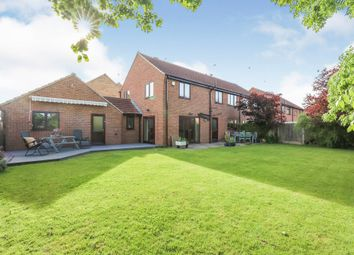 Thumbnail 5 bed semi-detached house for sale in Woodhall Green, Ordsall, Retford