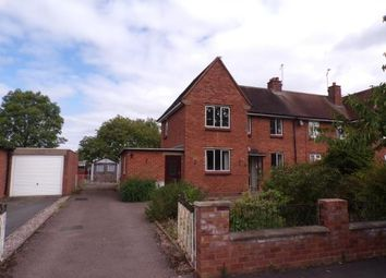 Thumbnail 3 bed semi-detached house for sale in Foster Avenue, Studley, Warwickshire