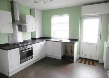 Thumbnail 2 bed end terrace house to rent in Manor Road, Brimington, Chesterfield