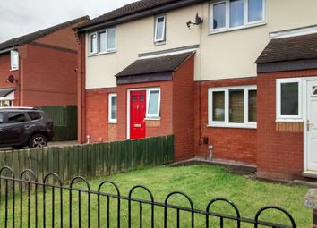Thumbnail 2 bed semi-detached house to rent in Kidstone Close, Sutton, St Helens