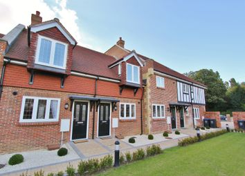 Thumbnail 1 bed terraced house to rent in Mill Road, Worthing