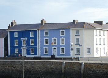 Thumbnail 3 bed terraced house for sale in 11 Quay Parade, Aberaeron, Ceredigion