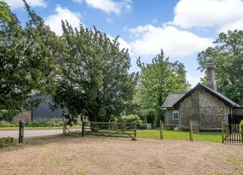 Thumbnail 3 bed cottage for sale in Church Hill, Starston, Harleston