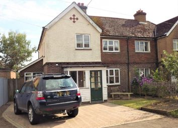 Thumbnail 3 bedroom semi-detached house for sale in St Mary's Lane, Ticehurst