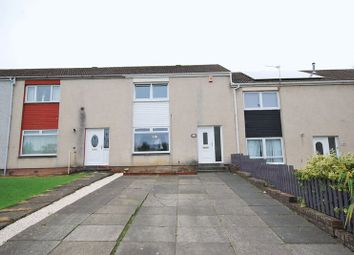 Thumbnail 2 bed terraced house for sale in 162 Kincaidston Drive, Ayr