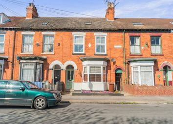 Thumbnail 4 bedroom terraced house for sale in St. Hilda Street, Hull