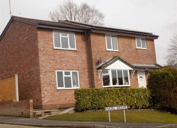 Thumbnail 4 bed detached house for sale in Hazel Grove, Leek