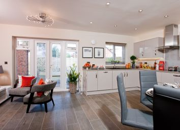 "Thumbnail 3 bed detached house for sale in ""The Yoxall"" at Stocks Lane, Winslow, Buckingham"