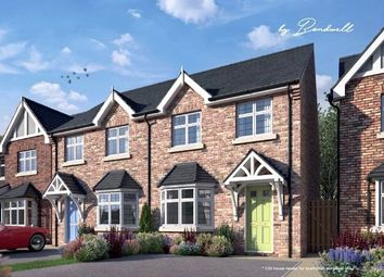 Thumbnail 3 bed semi-detached house for sale in Meadow, Shipley Park Gardens, Marlpool, Derbyshire