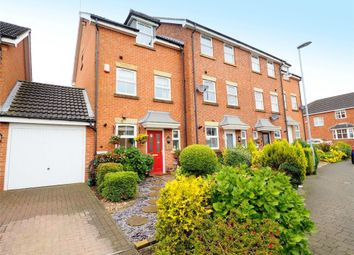 Thumbnail 4 bedroom town house for sale in Harriers Grove, Sutton-In-Ashfield, Nottinghamshire