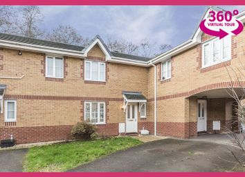 Thumbnail 2 bed terraced house for sale in Afon Mead, Rogerstone, Newport