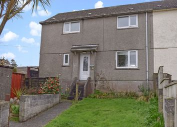 Thumbnail 3 bed end terrace house for sale in Treskewes Estate, St. Keverne, Helston