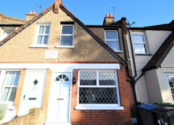2 bed terraced house to rent in Draycot Road, Tolworth, Surbiton KT6