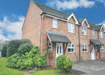 Thumbnail 3 bed end terrace house for sale in Clay Pit Lane, Dickens Heath, Shirley, Solihull