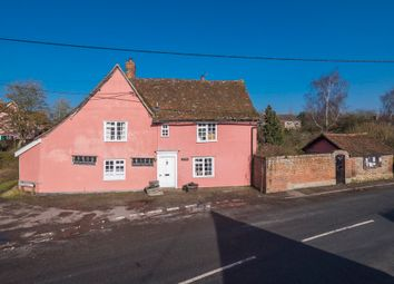 Thumbnail 4 bed detached house for sale in Chelsworth, Ipswich, Suffolk
