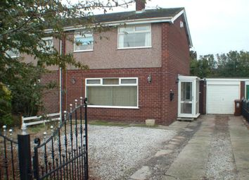 Thumbnail 3 bed semi-detached house for sale in Hampton Avenue, Pentre, Nr Sandycroft