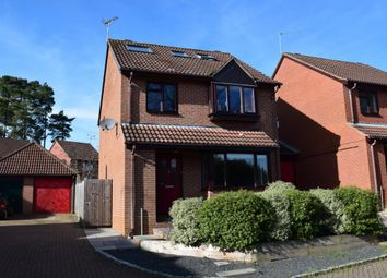 Thumbnail 4 bed detached house for sale in Maguire Drive, Camberley