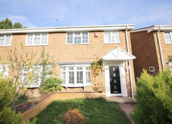 Thumbnail 3 bed end terrace house to rent in Fintry Walk, Farnborough